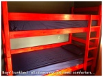 Finished bunkbed
