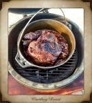 Warthog roast