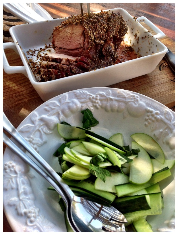 Summer Lamb Roast