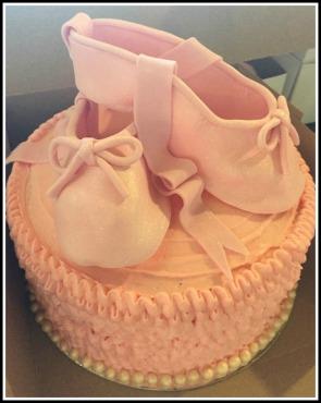 Pink Ballet Carrot Cake2